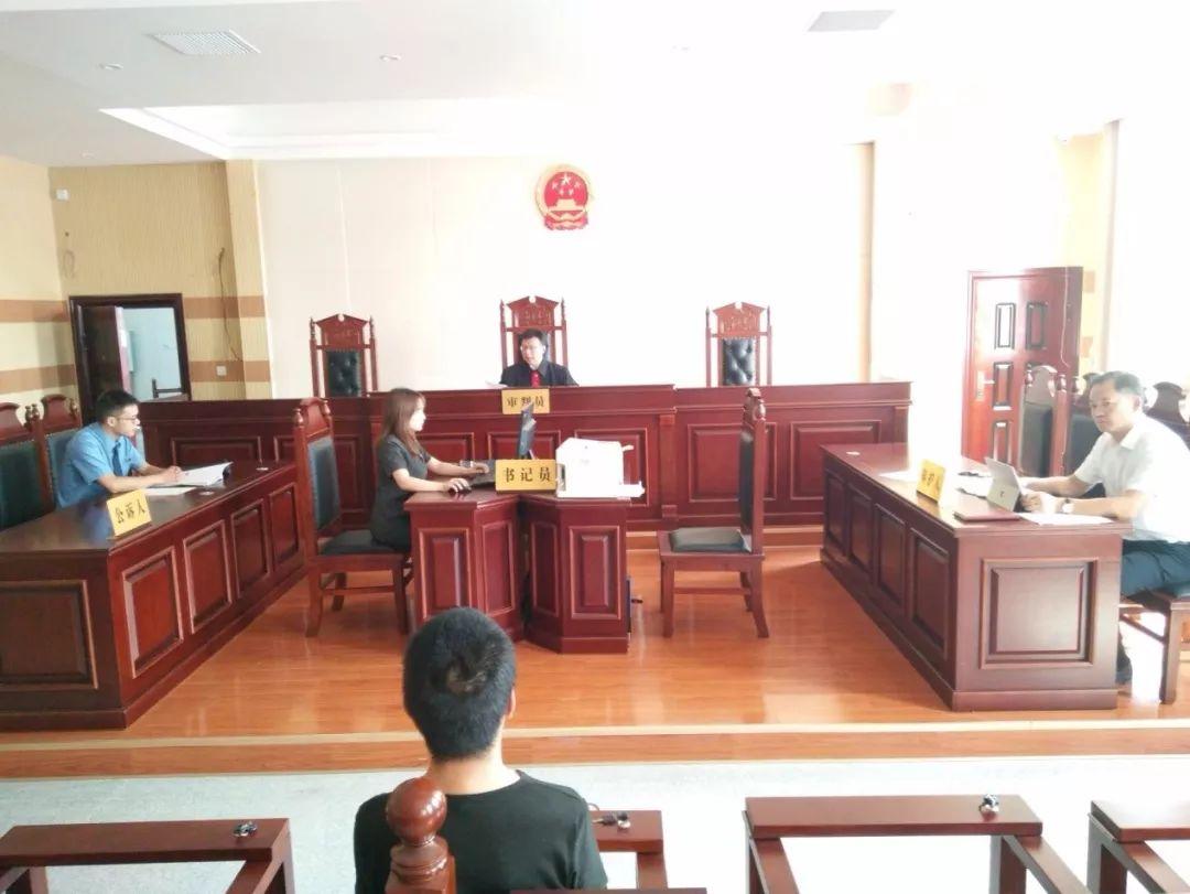 仙桃法院积极推进刑事案件律师辩护全覆盖